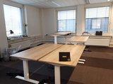 bureaus op kantoor | kies voor een gezonde werkplek bezoek Worktrainer.nl