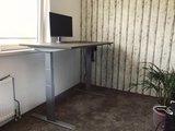 S670 zilver frame | kies voor een gezonde werkplek bezoek Worktrainer.nl