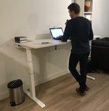 s670 Wit | kies voor een gezonde werkplek bezoek Worktrainer.nl