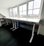 Steelforce 670 zit-sta bureau | kies voor een gezonde werkplek bezoek Worktrainer.nl