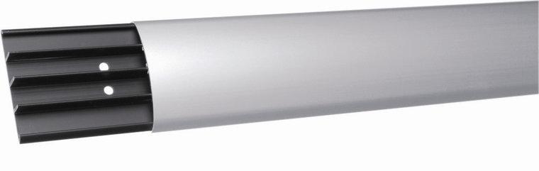 [AF NL & ENG. & DUITS ] Vloergoot aluminium met kunststof