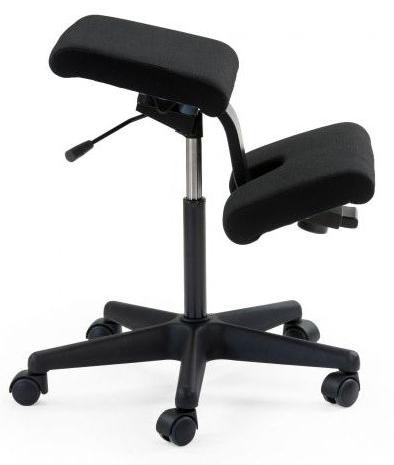 [AF NL & ENG.+ DUITS] Kniestoel met wielen - Varier Wing