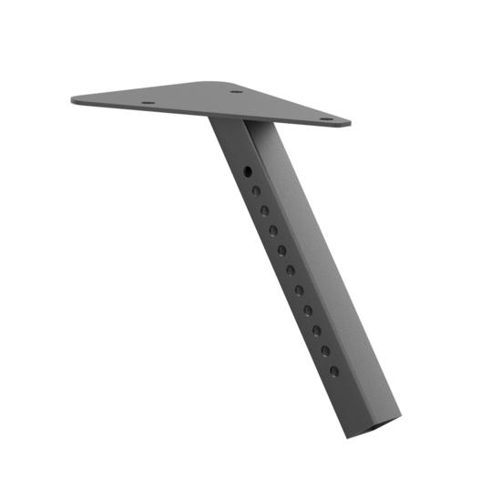 [AF NL & ENG & DUITS ] Zadelstang Small - Deskbike