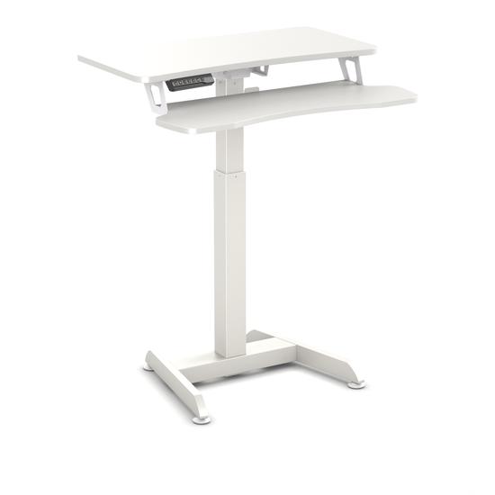 [ Af NL & ENG.+ DUITS KLAAR] Klein Elektrisch Zit-Sta Bureau - Updesk High Wit